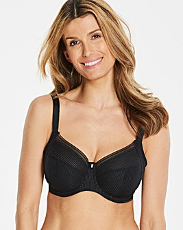 Fantasie Fusion Full Cup Wired Black Bra