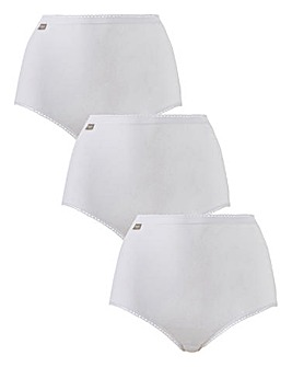 Playtex Cherish 3Pack Maxi Briefs - NEW