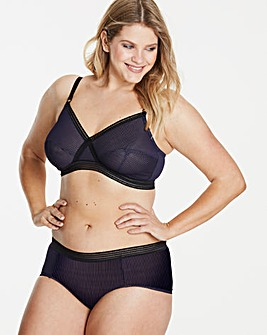 Playtex Smoking Chic Non Wired Bra