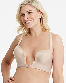 Wonderbra Ultimate Plunge Skin Bra