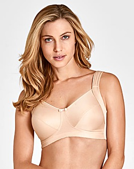 Miss Mary Smoothing NonWired Beige Bra