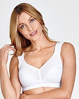 Miss Mary Firm Cotton Non Wired Bra