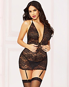 Seven Til Midnight Zip Me Up Chemise