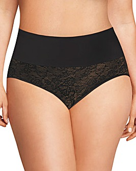 Maidenform Curvy Tailored Lace Brief