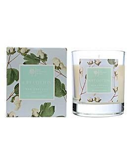 Wax Lyrical RHS Soft Cotton Jar Candle