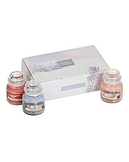 Yankee Candle Simple Things 3 Jars