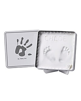 Magic Box Baby Precious Keepsake - White