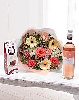 Amori Peach Bouquet