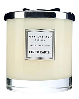 Chai & Lime Blossom Large Candle