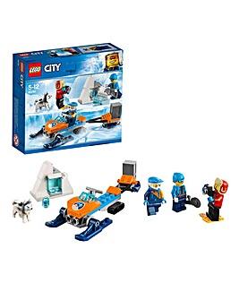 LEGO City Artic Exploration Team