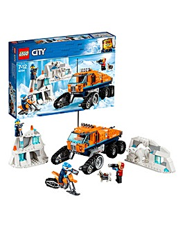 LEGO City Artic Scout Truck