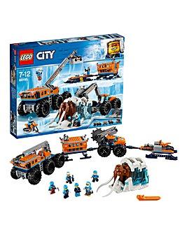 LEGO City Artic Mobile Exploration Base