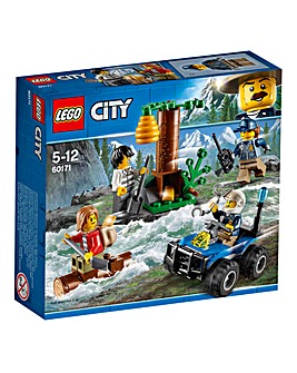 LEGO City Police Mountain Fugitives