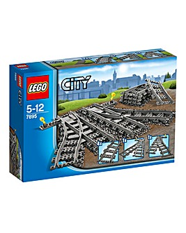 LEGO City Trains Switch Tracks