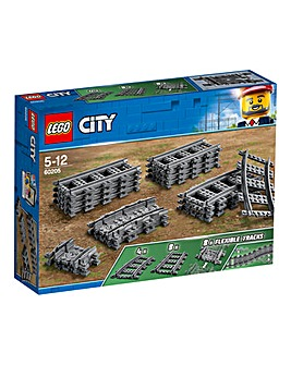 LEGO City Trains Tracks and Curves