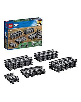 LEGO City Trains Tracks and Curves