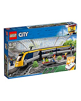 LEGO City Trains Passenger Train