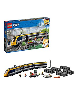 LEGO City Trains Passenger Train