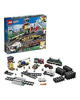 LEGO City Trains Cargo Train