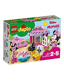 LEGO Duplo Minnie