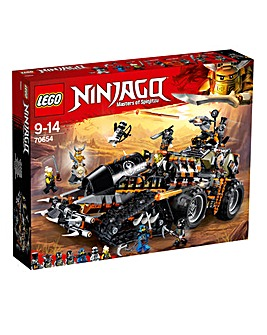 LEGO Ninjago Dieselnaut