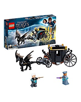 LEGO FB Grindelwald´s Escape