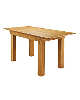 Malvern Oak Veneer Extending Table