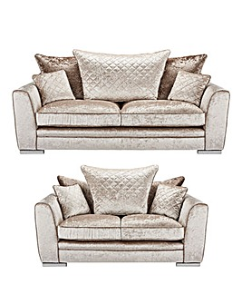 Ariana 3 + 2 Seater Sofa