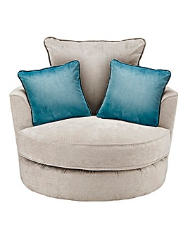 Rubix Swivel Chair