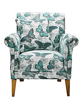 Papillon Accent Chair