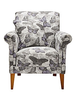 Papillon Accent Chair