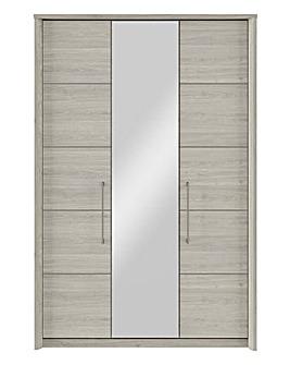 Figaro 3 Door Wardrobe