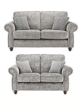 Cedar 3 + 2 Seater Sofa