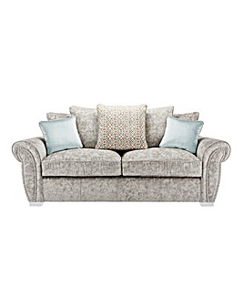 Marseille Pillowback 3 Seater Sofa