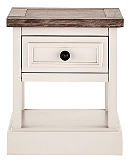 Ashdawn Assembled Side Table