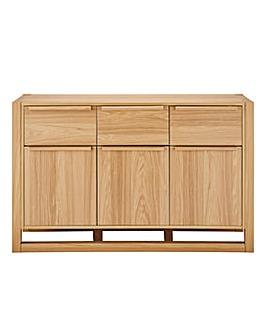 Jasper 3 Door 3 Drawer Sideboard