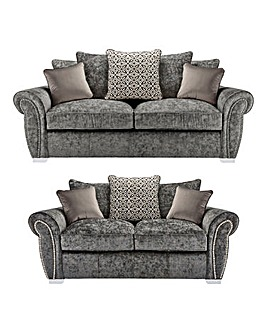 Marseille 3 + 2 Seater Sofa