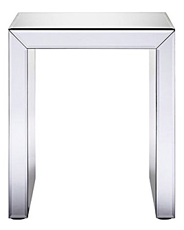 Biarritz Mirrored Nesting Table