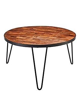 Camden Acacia Coffee Table