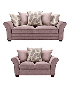 Freya 3 plus 2 Seater Sofa