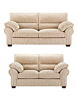 Wadebridge 3 Seater plus 2 Seater Sofa