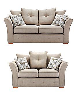 Papillon 3 Seater plus 2 Seater Sofa