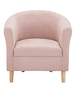 Molly Fabric Tub Chair