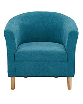 Molly Fabric Tub Chair