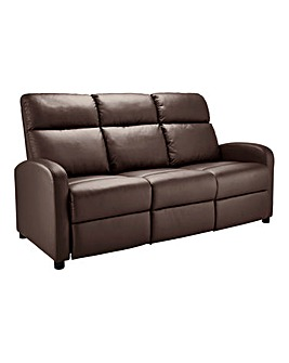 Hudson 3 Seater Recliner Sofa