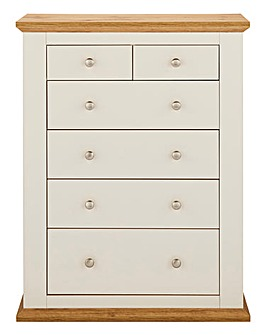 Derwent 4+2 Drawer Chest