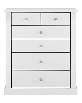 Tiverton 4+2 Drawer Chest