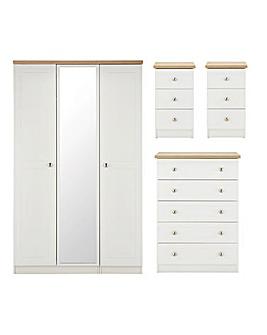 Bedroom Furniture Sets - Wardrobes, Drawers etc | J D Williams