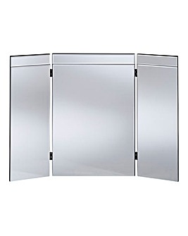 Mirage Trifold Mirror