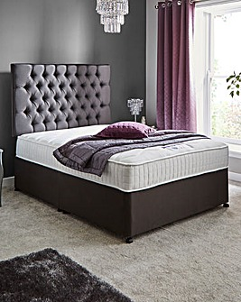 Silentnight Lunar 1000 Pocket Divan Set